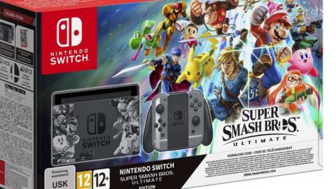 [RESULTADOS] Gana una Nintendo Switch Super Smash Bros. Ultimate edition