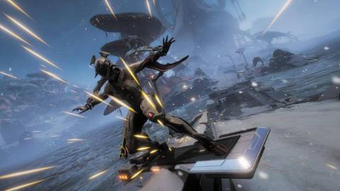 Fortuna (Warframe) muestra 10 minutos de gameplay