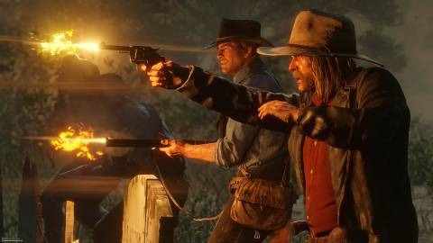 Take-Two mantiene la incógnita sobre Red Dead Redemption 2 en PC