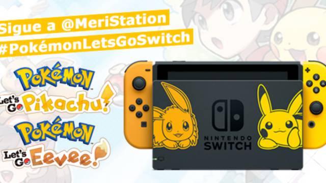 Resultados Gana Una Nintendo Switch Edicion Pokemon Let S Go