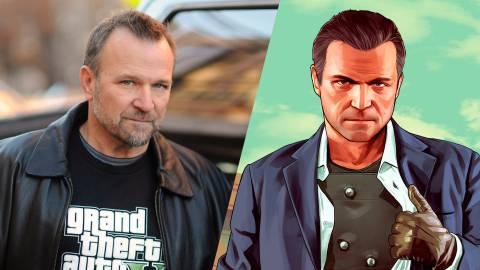 El actor de Michael en GTA V nos invita a dar con él en Red Dead Redemption 2
