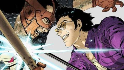 Travis Strikes Again: No More Heroes saldrá en formato físico
