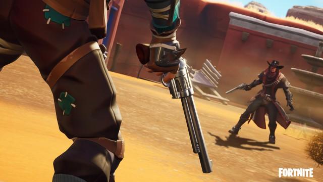  El Salvaje Oeste es el nuevo modo de juego de Fortnite [+Video]