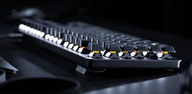 Razer presenta su nuevo teclado mecánico Blackwidow Lite