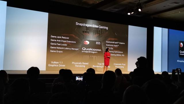 Snapdragon 855 cierra la brecha del gaming de consola con el de smartphones