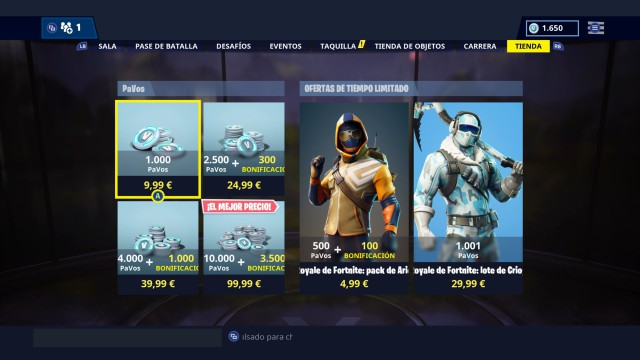 Fortnite Hack Generador De Pavos