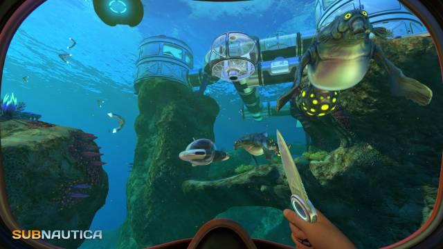 Descarga Gratis Subnautica En Epic Games Store Por Tiempo Limitado