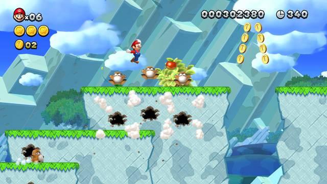 New Super Mario Bros U Deluxe Analisis Meristation
