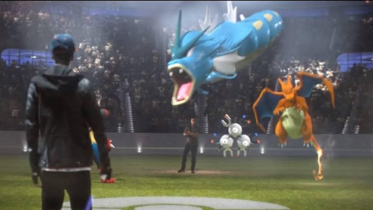 Pokemon GO Combates