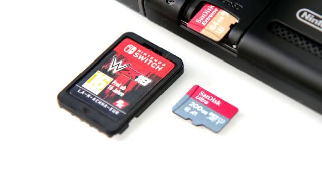 Así es la nueva microSD de 1 TB; será compatible con Nintendo Switch