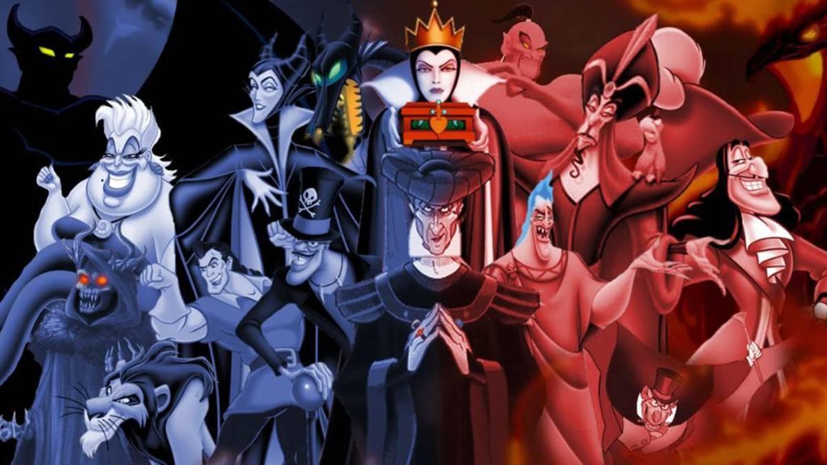 Disney Villains Nueva Serie Con Los Villanos Más Icónicos Meristation