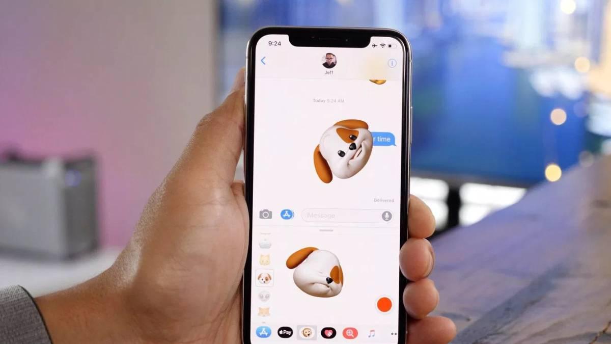 La divertida función que oculta el iMessage de iPhone: mensajes animados