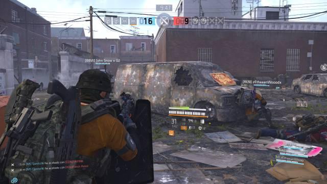 Guía completa de The Division 2: consejos, builds, secretos