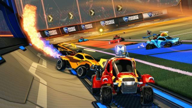 Rocket Pass 3 Challenges esports shop