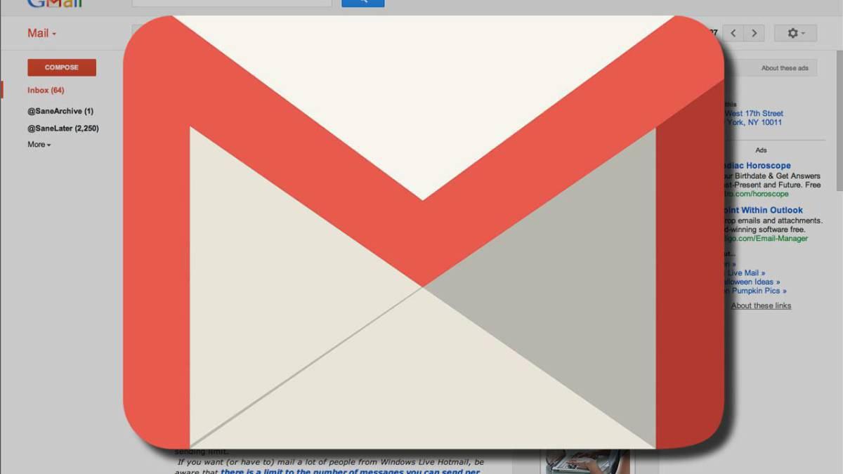 Resultado de imagen para Gmail