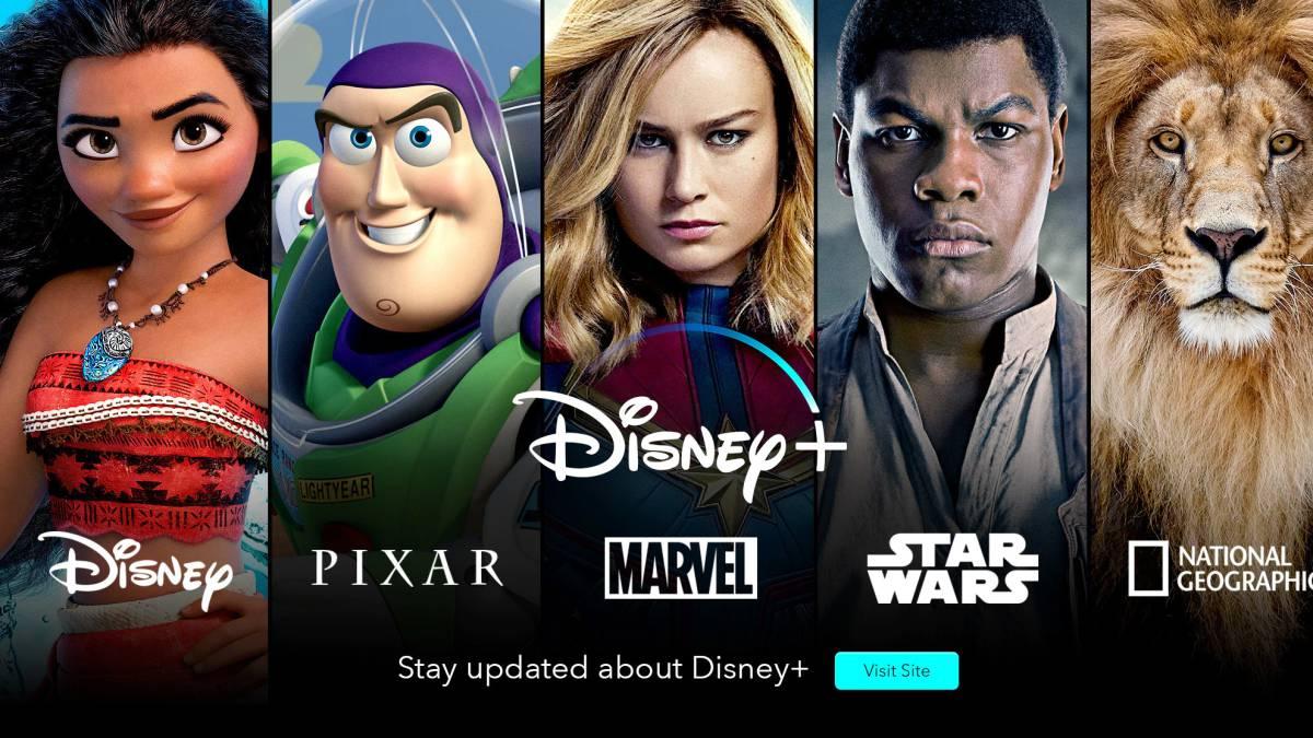 Disney+ Ya Tiene Fechas Y Precios; Llegará También A PS4