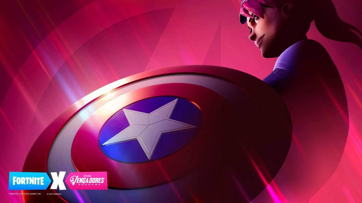 fortnite anuncia colaboracion con vengadores endgame - tienda fortnite 25 abril avengers