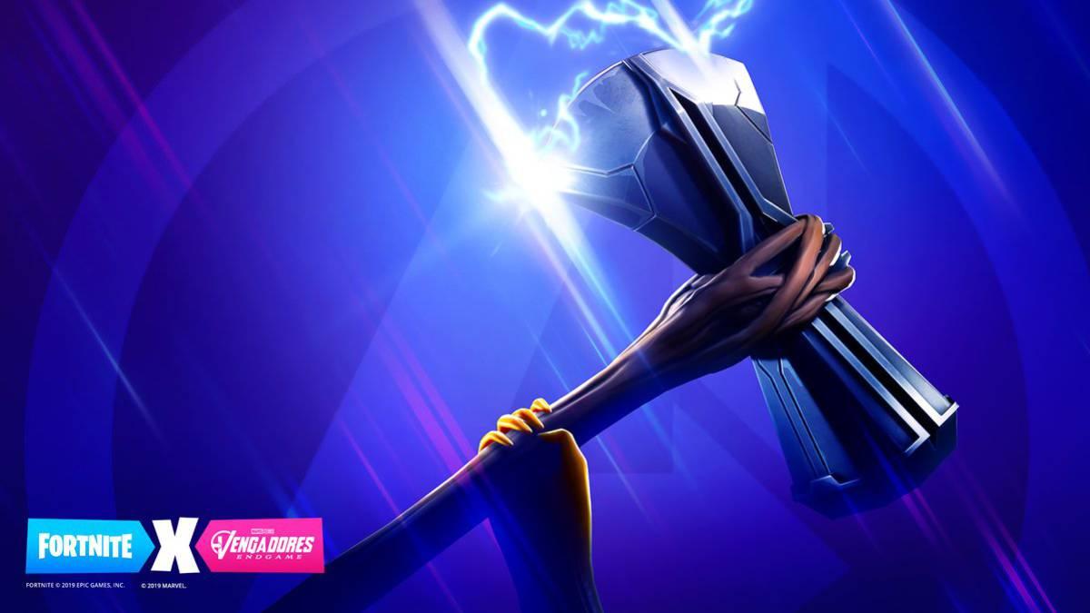 fortnite nuevo adelanto del evento de vengadores endgame - tienda fortnite hoy 23 de abril