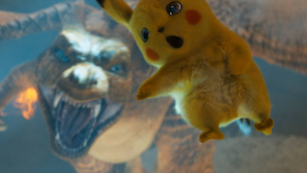 4deeae7461f Detective Pikachu bate récords en taquilla: primeras cifras de ...