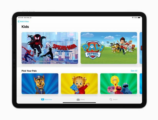 8f50c6227ee Descargar la nueva app de Apple TV: qué novedades y mejoras trae ...