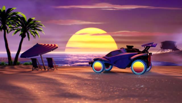 Rocket League: Radical Summer, impresiones