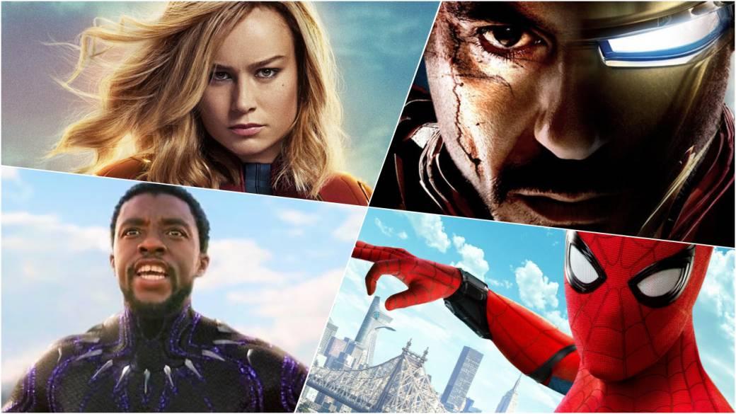 Spider Man Lejos De Casa Orden Para Ver Las Películas Previas Del Universo Marvel Meristation