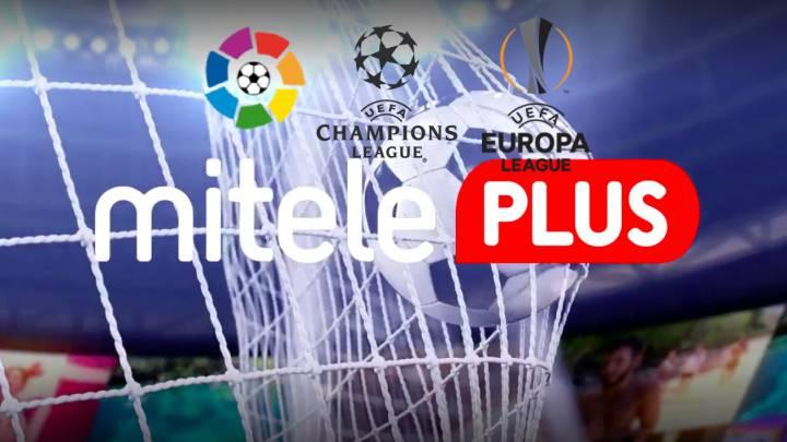 bien fuera x amplia selección nueva estilos LaLiga, Champions y la Europa League en MiTele Plus, el ...