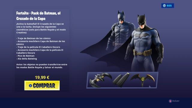 fortnite battle royale temporada 10 temporada x evento fortnite x batman bienvenidos a gotham city batman catwoman