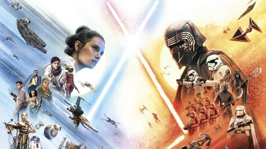 Star Wars Aufstieg Des Skywalkers