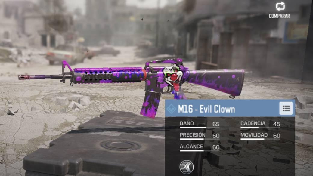 Call Of Duty Mobile Cuales Son Las Mejores Armas Para El Multijugador Meristation