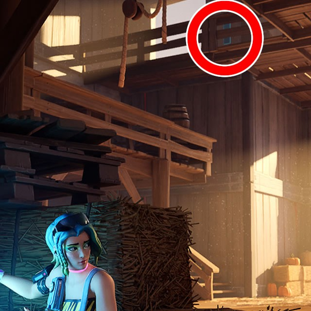 fortnite chapter 2 season 1 challenges hide and seek challenge seeks the i hidden in the loading screen of the hiding place