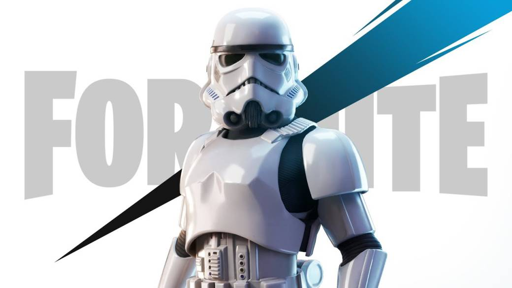 Star Wars llega a Fortnite: consigue la skin de un Stormtrooper Imperial - AS