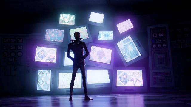 fortnite capitulo 2 temporada 1 desafios alter ego desafio encuentra el pico escondido en la pantalla de carga de caos en ascenso mientras llevas el traje sorana