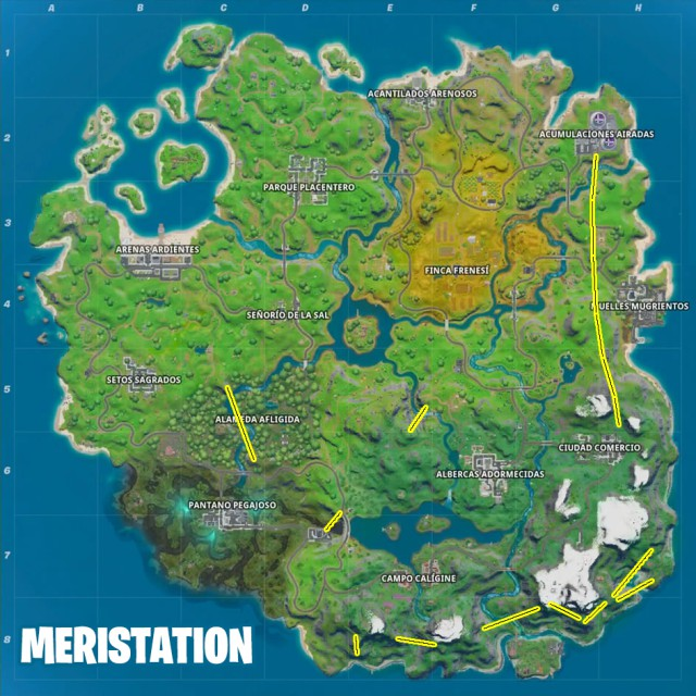 fortnite chapter 2 season 1 challenges chaos rising challenge usa zip in games different map