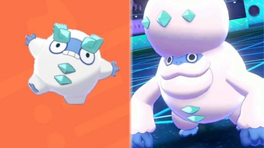 Cómo evolucionar a Darumaka Galar en Darmanitan en Pokémon ...