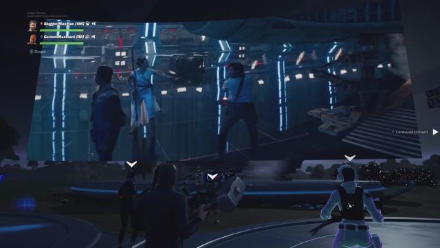 fortnite evento star wars el ascenso de skywalker