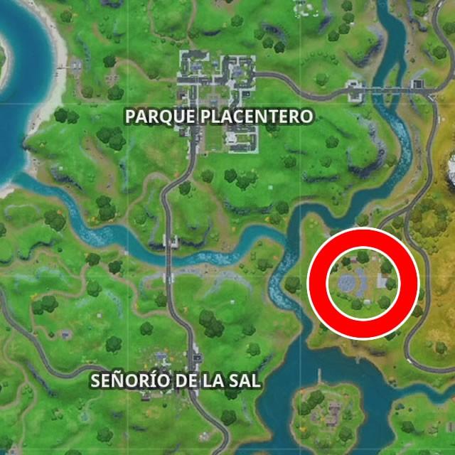 fortnite capitulo 2 temporada 1 desafios cura vs toxina desafio registra cofres en lugares emblematicos mapa