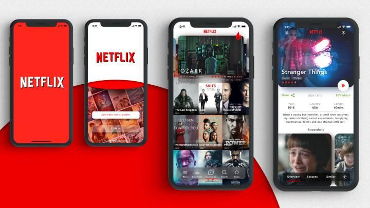 Nueva opción de Netflix para ver películas a más velocidad