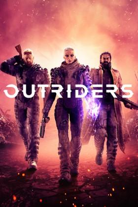 Carátula de Outriders
