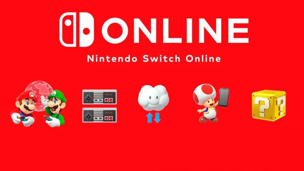 Resultado de imagen de nintendo switch online