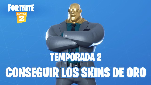 fortnite chapter 2 season 2 skins gold gold how to get them