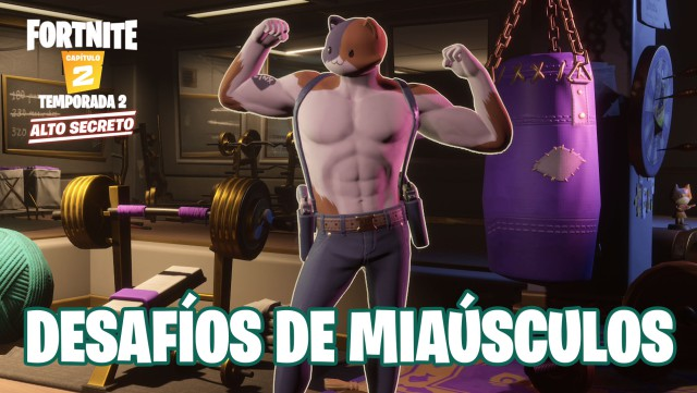 fortnite chapter 2 season 2 challenges of miausculos