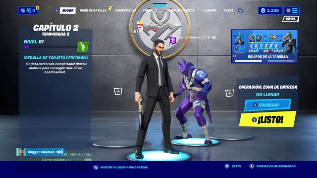 fortnite chapter 2 enable crossplay game crusader 2020