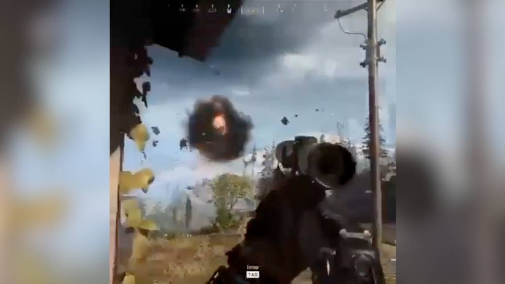 En 'Warzone' se puede destrozar un helicóptero de un toque con el arma que nadie podría imaginar - MeriStation