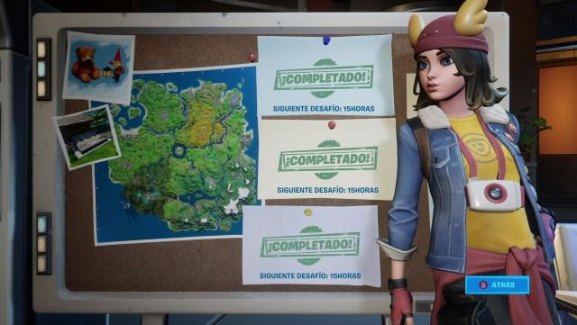 fortnite chapter 2 season 2 challenge secret bears gnomes honey telescopes