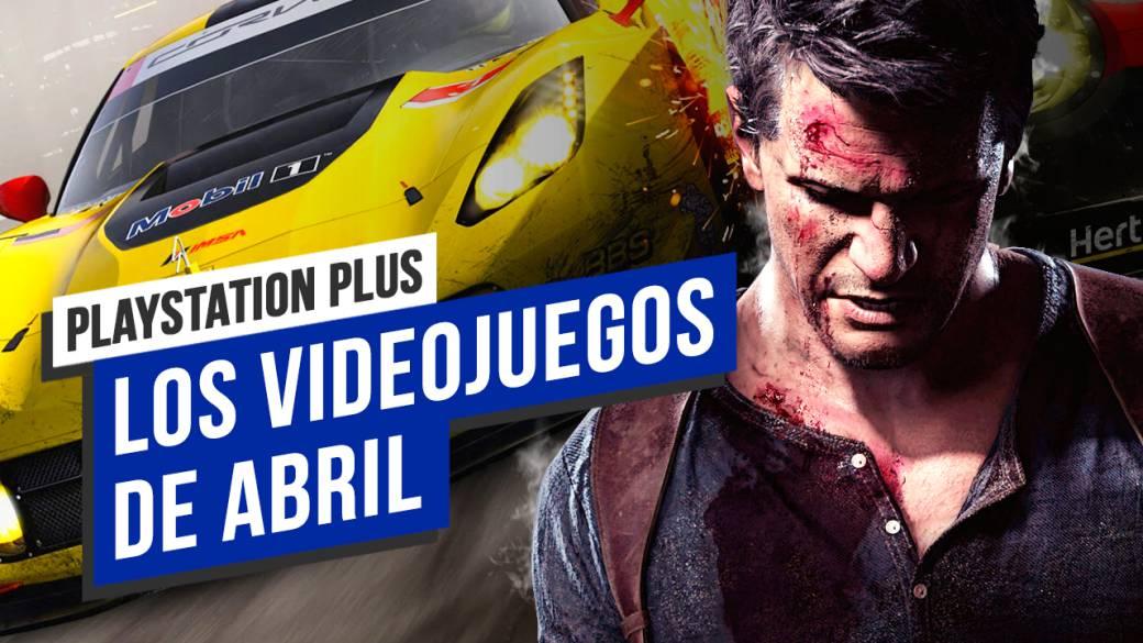 Vídeo: los juegos de PS Plus de abril de 2020 para PS4 - MeriStation