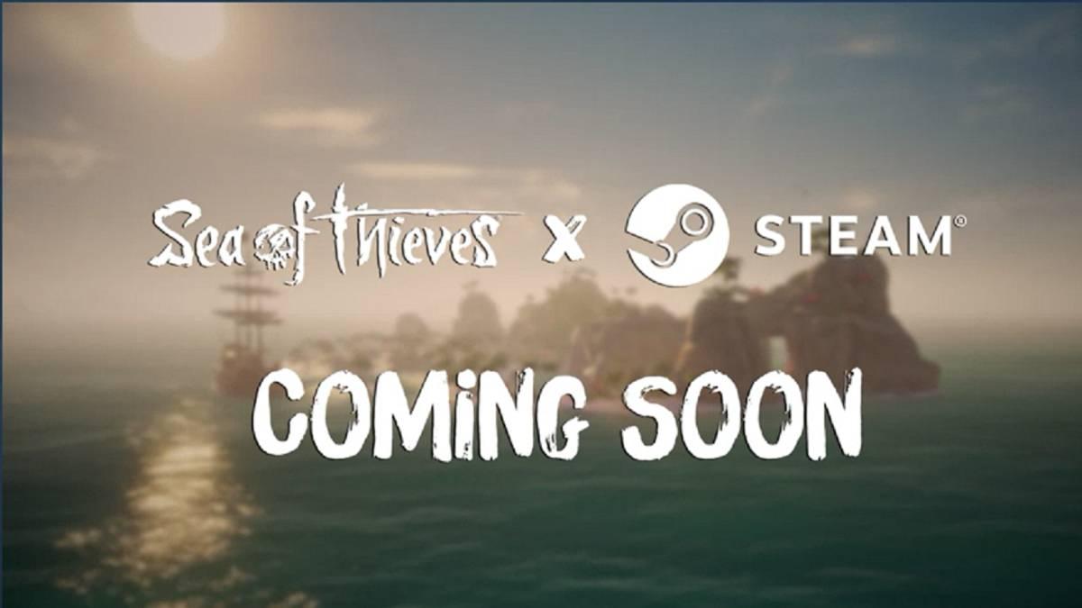 Sea of Thieves llega a Steam el 3 de junio