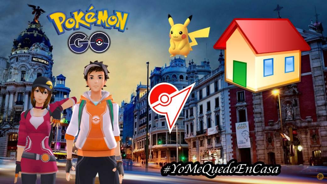 Pokémon Go Durante El Coronavirus Todo Lo Que Puedes Hacer Si Juegas Desde Casa Meristation