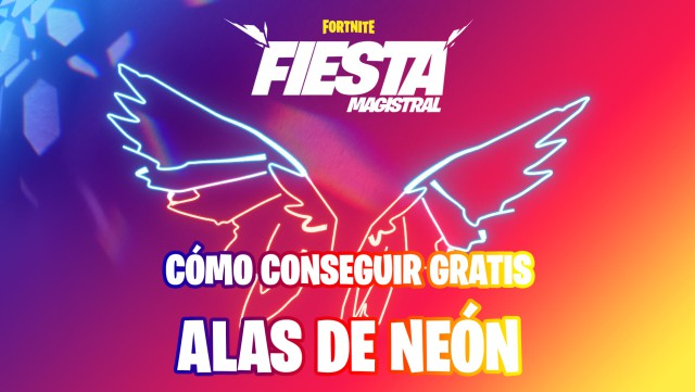 fortnite wings neon how to get free