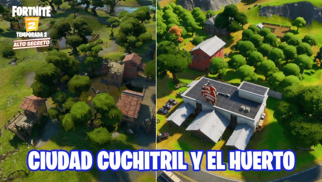 fortnite chapter 2 season 2 challenges domination of the location challenge get health or shields in city hovel, or the garden